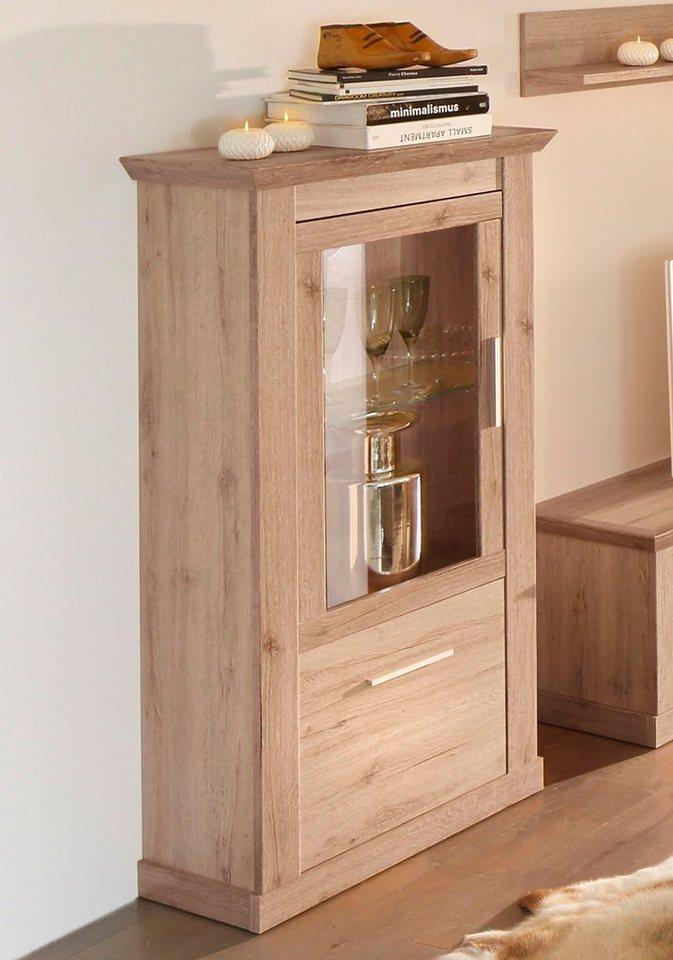home affaire highboard savona breite 72 cm otto. Black Bedroom Furniture Sets. Home Design Ideas