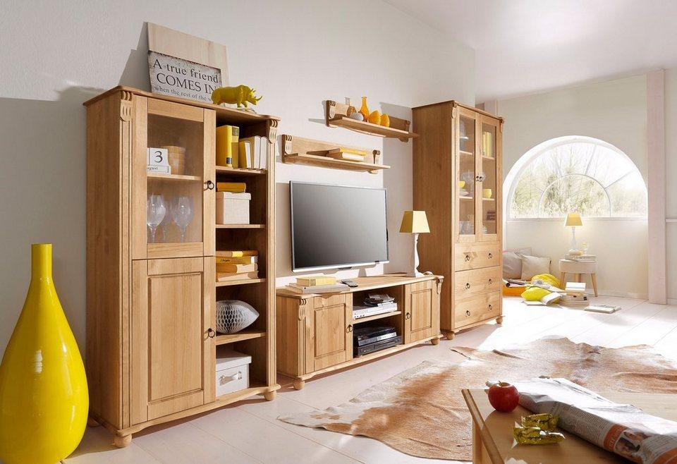 home affaire wohnwand ferrera 5 teilig kaufen otto. Black Bedroom Furniture Sets. Home Design Ideas