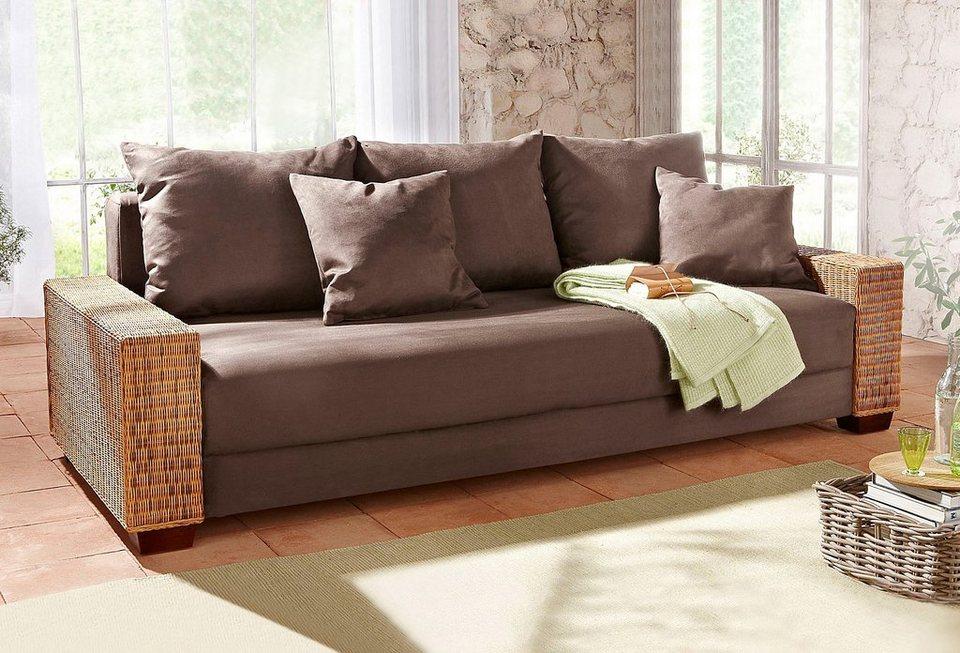 home affaire schlafsofa barolo mit federkern otto. Black Bedroom Furniture Sets. Home Design Ideas