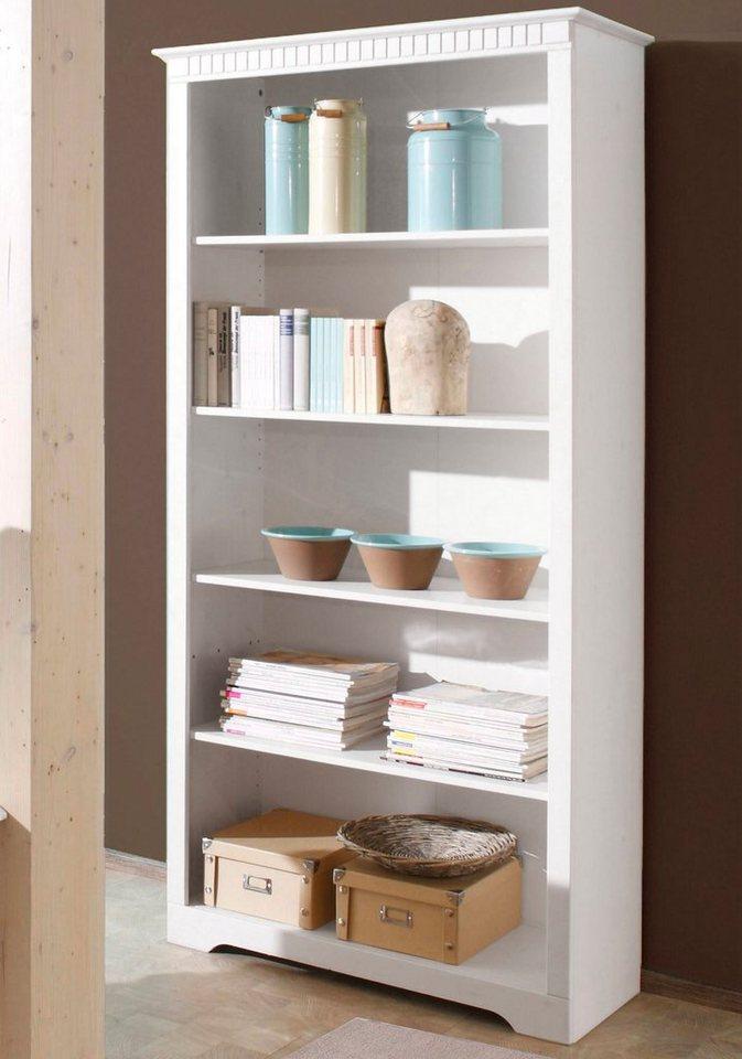 Bücherregal weiß  Home affaire Bücherregal »Skagen« online kaufen | OTTO