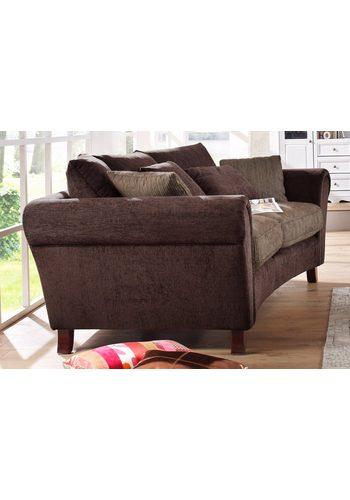 Home affaire Big-Sofa Celia braun  
