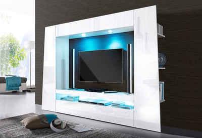 Tv Wand Online Kaufen Tv Schrank Mediawand Otto