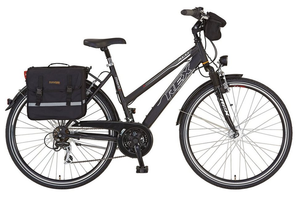 rex trekkingrad damen 28 zoll 24 gang shimano acera. Black Bedroom Furniture Sets. Home Design Ideas