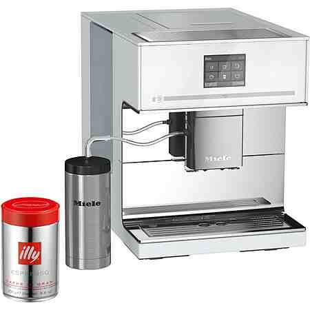 Miele Stand-Kaffeevollautomat CM 7500, inkl. Edelstahl-Thermo-Milchbehälter