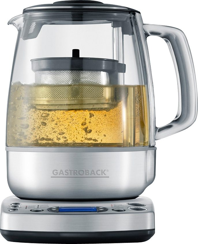 Gastroback Tee- und Wasserkocher »Gourmet Tea Advanced Automatic 42439«, 1,5 Liter, 2000 Watt