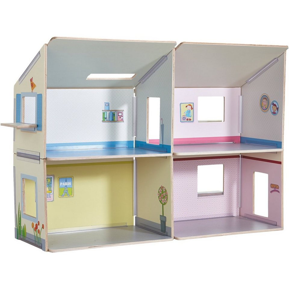 Haba 302173 Puppenhaus Little Friends Villa Sonnenschein