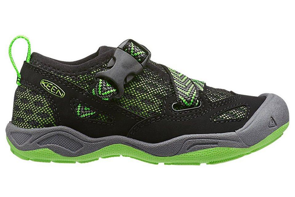 Keen Halbschuhe »Komodo Dragon Shoes Children« in schwarz
