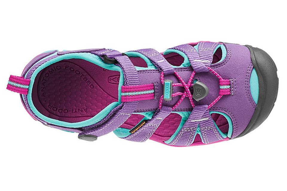 Keen Sandalen »Seacamp II CNX Sandals Youth« in lila