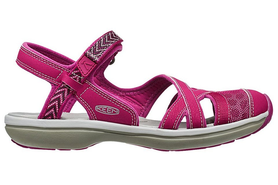 Keen Sandale »Sage Ankle Sandals Women« in pink