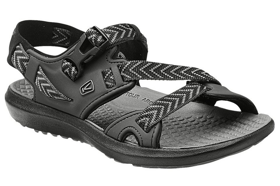 Keen Sandale »Maupin Sandals Women« in schwarz