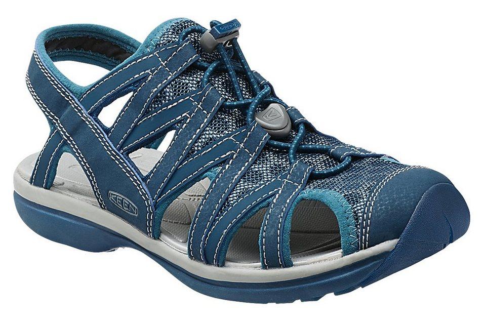 Keen Sandale »Sage Sandals Women« in blau