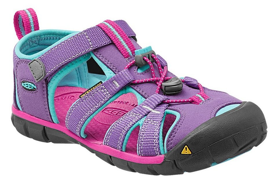 Keen Sandalen »Seacamp II CNX Sandals Children« in lila