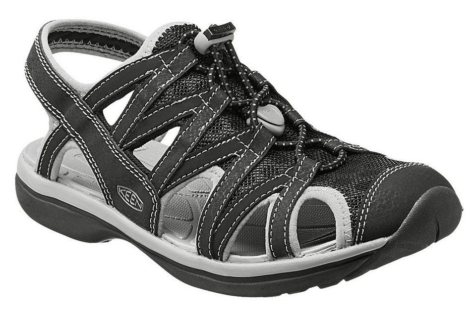 Keen Sandale »Sage Sandals Women« in schwarz