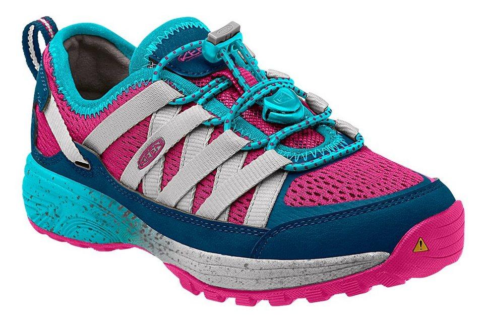Keen Halbschuhe »Versatrail Shoes Youth« in pink