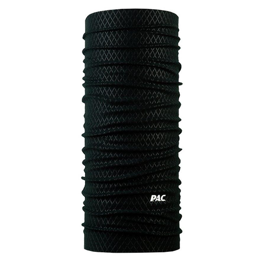P.A.C. Hut »3D Multifunktionstuch« in schwarz