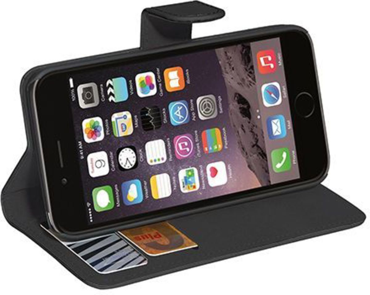 PEDEA Handytasche »Book Cover Classic Apple iPhone 6S«