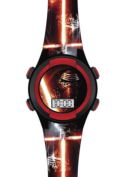 Star Wars Digitaluhr »27379« in bunt