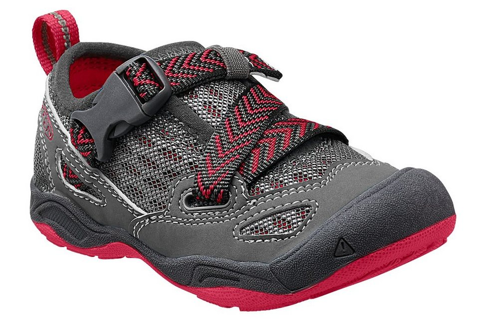 Keen Halbschuhe »Komodo Dragon Shoes Youth« in grau
