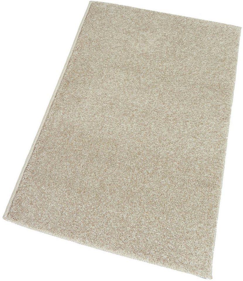 Teppich, Astra, »Samoa Uni«, gewebt in beige