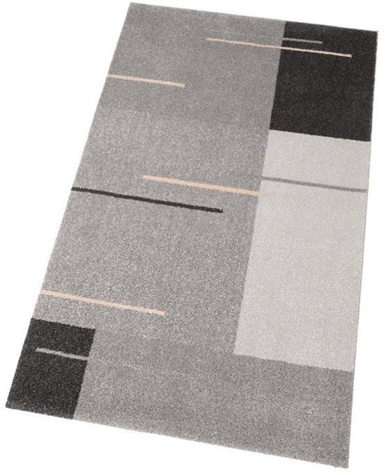 Teppich, Astra, »Samoa«, gewebt in grau