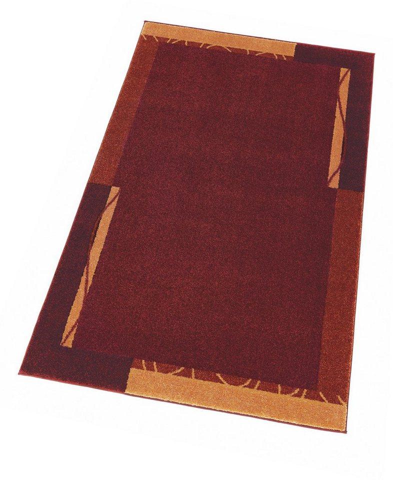 Teppich, Astra, »Samoa«, gewebt in rot