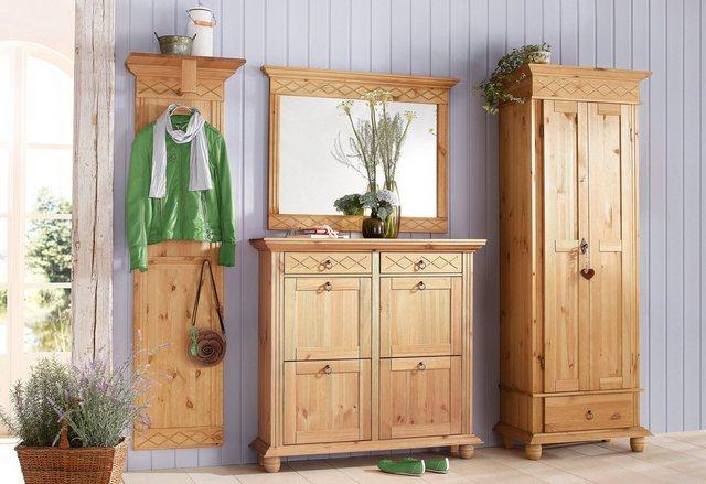 Garderoben Sets - Home affaire Garderoben Set »Helma«, (Set, 4 tlg)  - Onlineshop OTTO