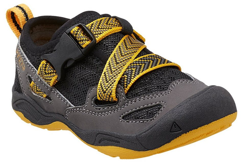 Keen Halbschuhe »Komodo Dragon Shoes Children« in schwarz