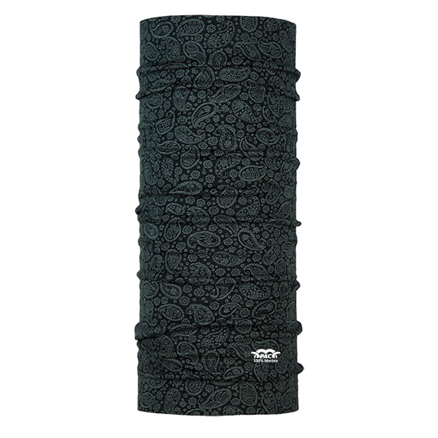 P.A.C. Hut »Merino Wool Multifunktionstuch« in schwarz