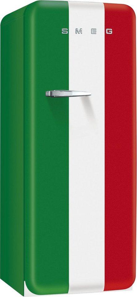 Smeg Kühlschrank FAB28RIT1, Energieklasse A++, Höhe: 151 cm in Italia