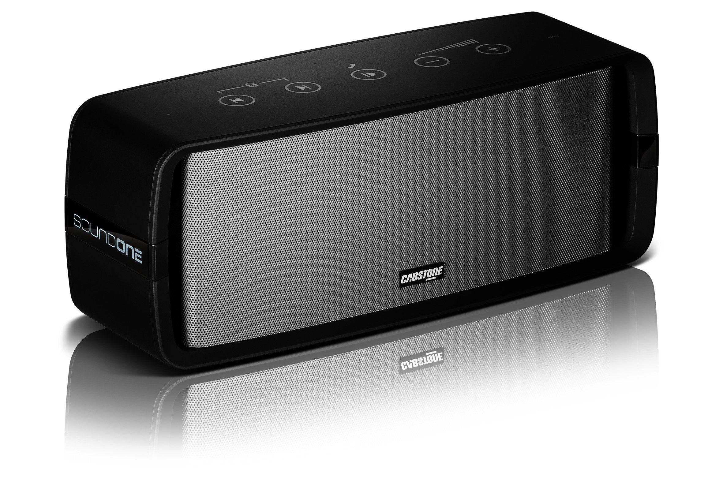Cabstone Bluetooth-Lautsprecher »SoundOne für raumfüllenden Sound«
