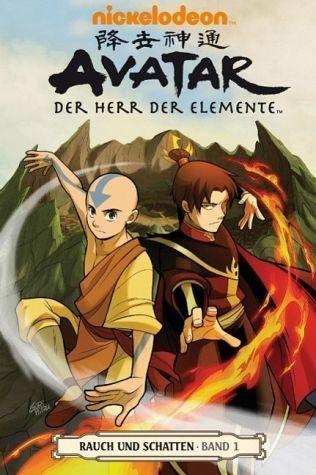 Broschiertes Buch »Rauch und Schatten 1 / Avatar - Der Herr der...«