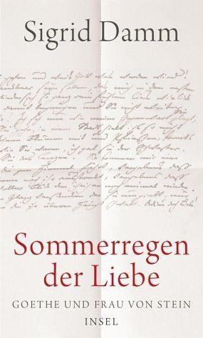Gebundenes Buch »Sommerregen der Liebe«