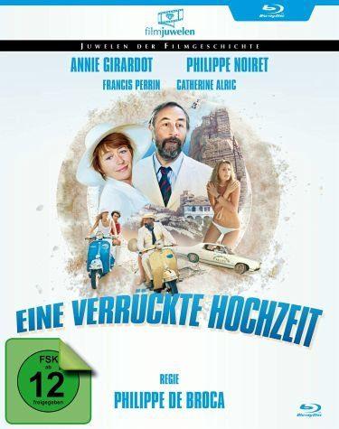 Blu-ray »Eine verrückte Hochzeit«