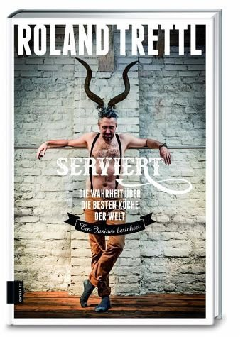 Broschiertes Buch »Serviert«