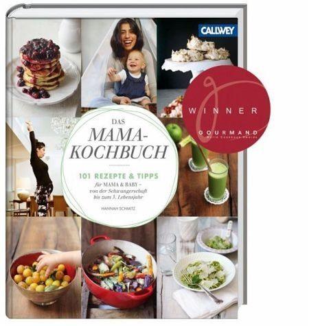 Gebundenes Buch »Das Mama-Kochbuch«