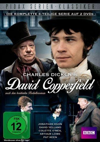 DVD »David Copperfield (2 Discs)«
