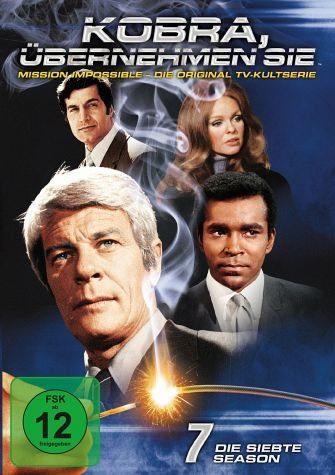 DVD »Kobra, übernehmen Sie! - Die siebte Season (6...«