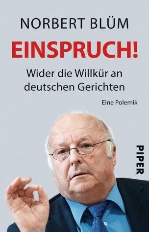 Broschiertes Buch »Einspruch!«