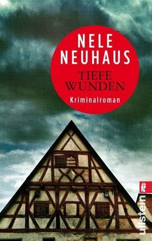 Broschiertes Buch »Tiefe Wunden / Oliver von Bodenstein Bd.3«