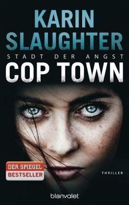 Broschiertes Buch »Cop Town - Stadt der Angst«