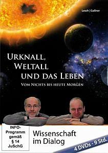 DVD »Urknall, Weltall und das Leben«