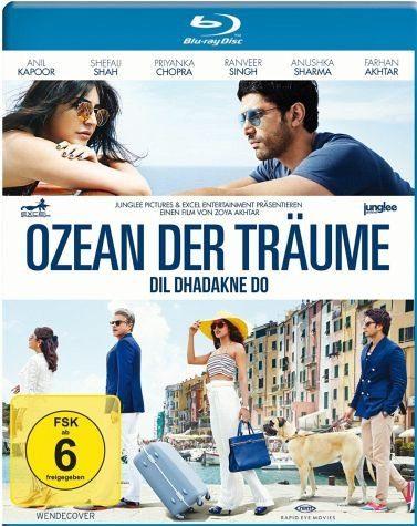 Blu-ray »Ozean der Träume - Dil Dhadakne Do«
