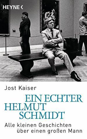 Broschiertes Buch »Ein echter Helmut Schmidt«