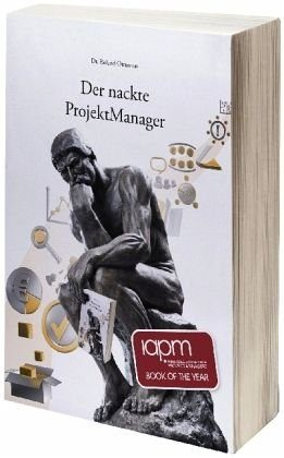 Broschiertes Buch »Der nackte ProjektManager«