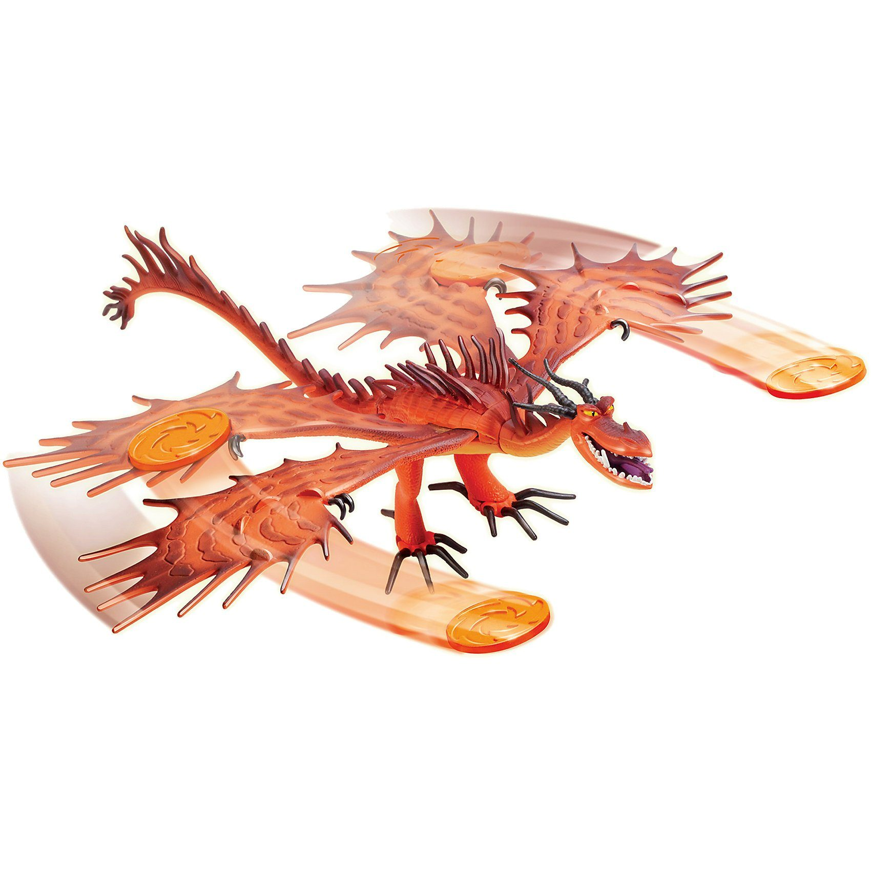 Spin Master Dragons Action Dragon Hakenzahn