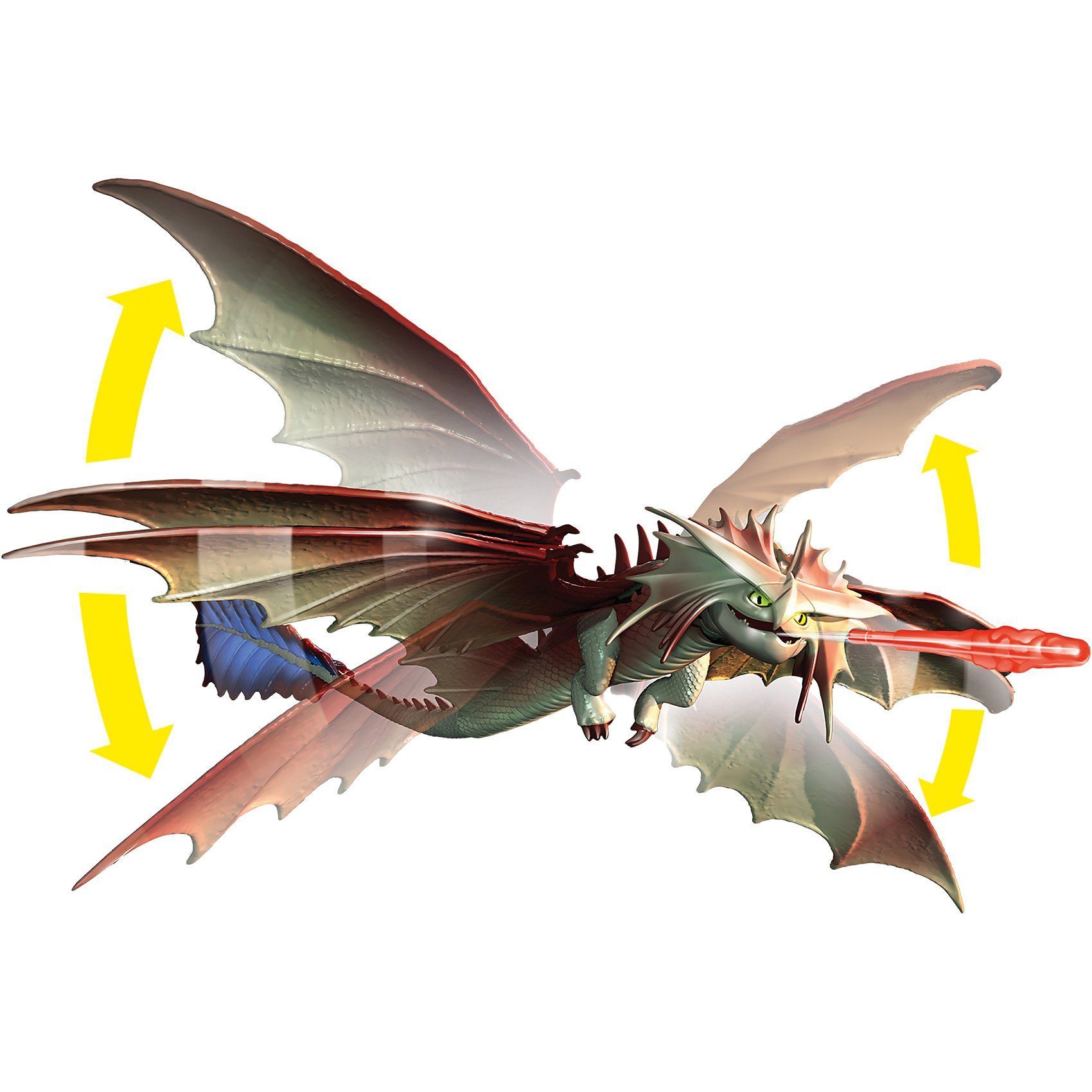 Spin Master Dragons Action Dragon Cloudjumper