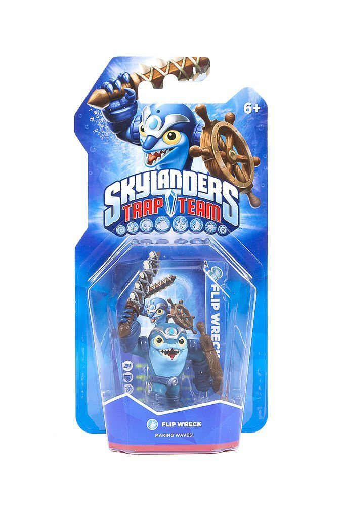 Activision Fanartikel »Skylanders Trap Team Single Character W5.1 Flip Wr«