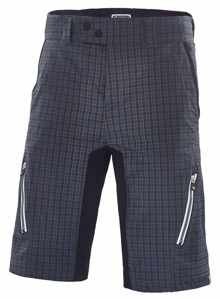 Protective Radhose »Lecton Shorts Men« in schwarz