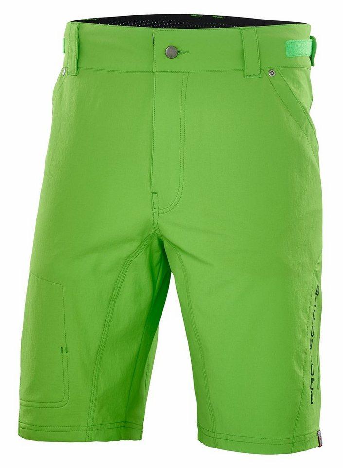 Protective Radhose »Classico Short Men« in grün