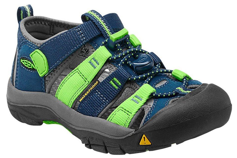 Keen Sandalen »Newport H2 Sandals Children« in petrol